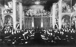 The First Hague Convention in 1899