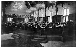 The Second Convention in 1907.