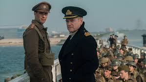 Kenneth Branagh's (right) pained naval commander grants us a level of emotion way out of whack with any other participant in the film.