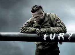 Brad Pitt's strikingly brutal Fury took us into the bitter circle of a tank squadron at the tail end of the war.