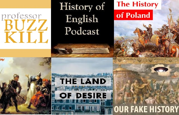 Six History Podcasts You Need In Your Life! — WDFpodcast com