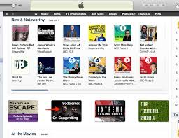 New and Noteworthy my behind, I can see all of you unmoving 3 year old podcasts...mocking me!