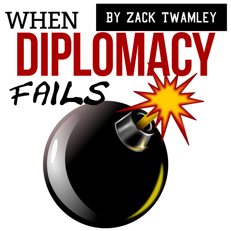 In May 2012, I began an incredible journey with  When Diplomacy Fails . Since our establishment we've covered wars as diverse as the First World War, the Korean War and the 1916 Rising. The podcast has been an invaluable boon to me in that time; it helped me get a job, was part of the reason why Cambridge accepted me for its PhD program, and even netted me a book deal! History podcasting worked wonders for me, and it can do the same for you too!