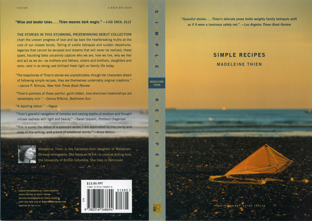 Simple Recipes by Madeleine Thien