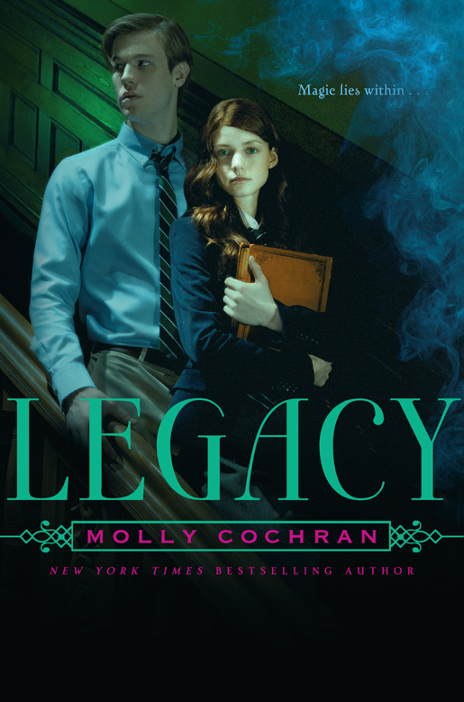 Legacy, a novel by Molly Cochran