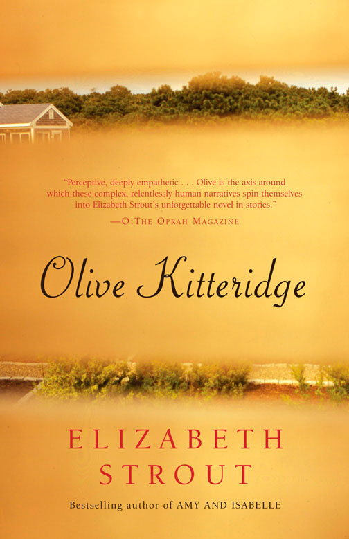 Olive Kitteridge, a novel by Elizabeth Strout