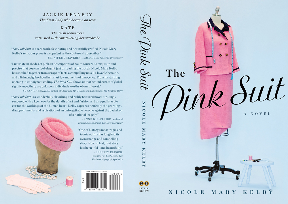 The Pink Suit,  Nicole Mary Kelby
