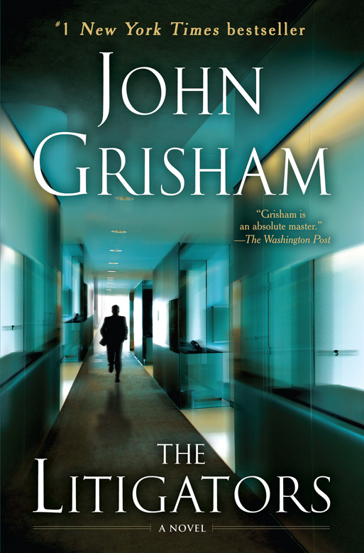 The Litagators by John Grisham
