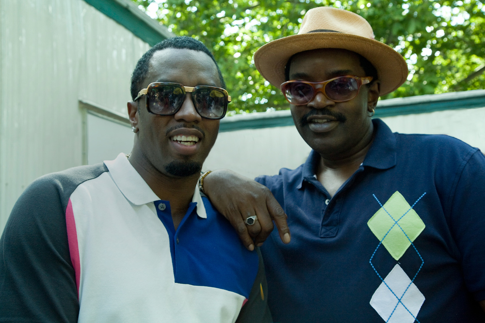 Diddy and Fab 5 Freddy