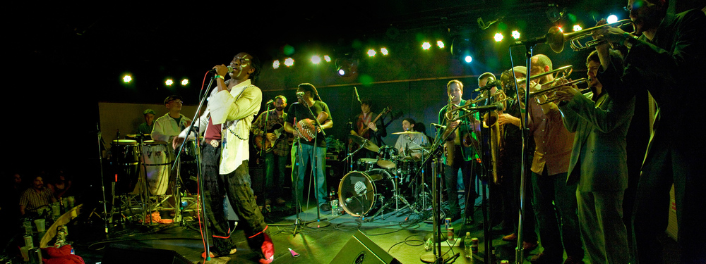 Antibalas and guests