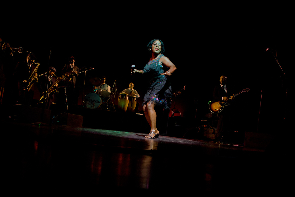 Sharon Jones & the Dapkings, Sharon Jones