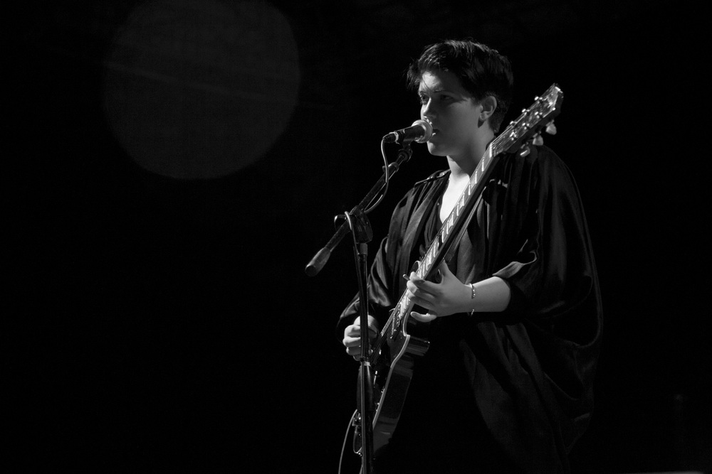 Romy Madley-Croft, the XX