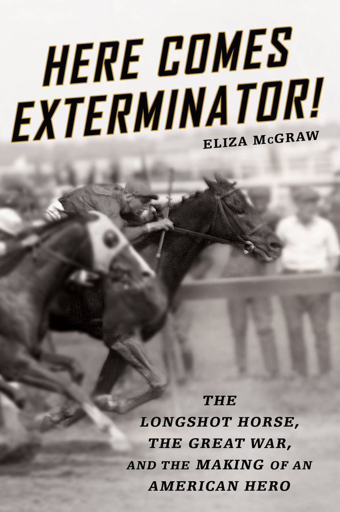 Here Comes Exterminator! by Eliza McGraw
