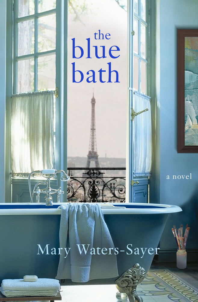 The Blue Bath by Mary Winters-Sayer