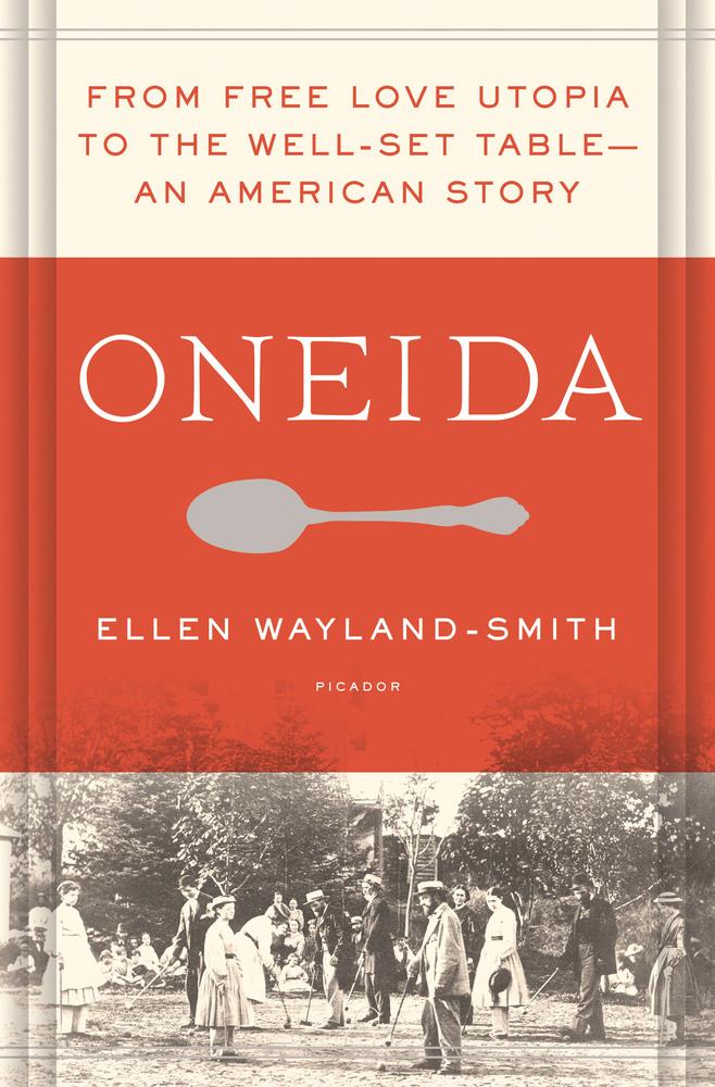 Oneida by Ellen Wayland-Smith