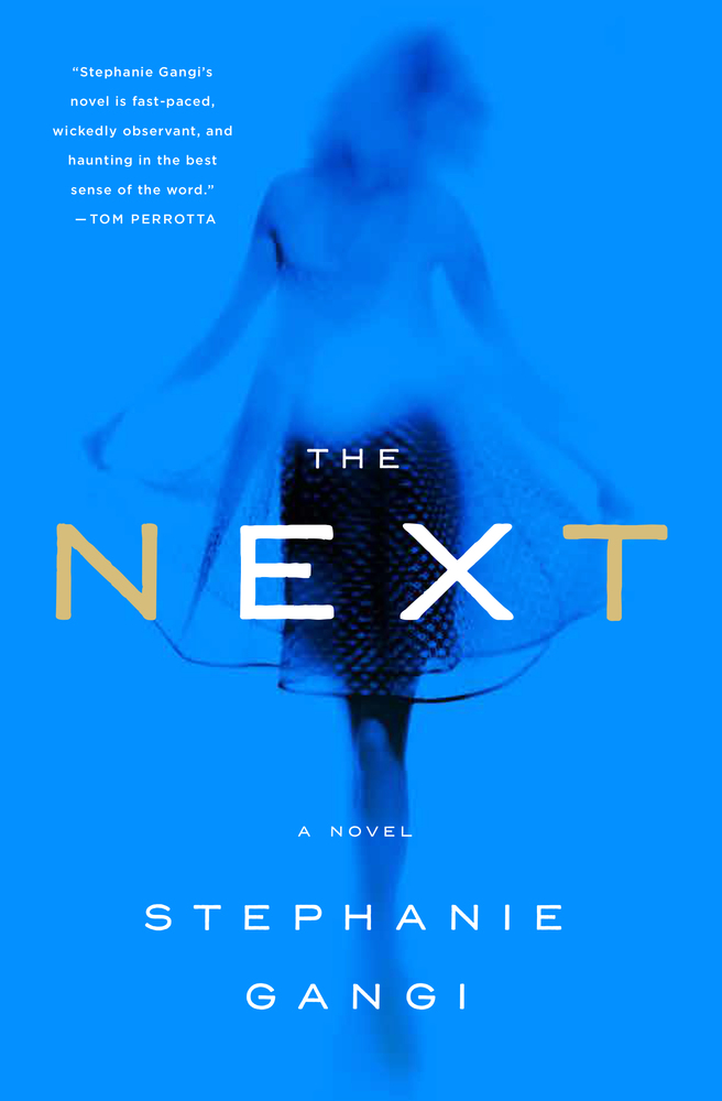 The Next by Stephanie Gangi