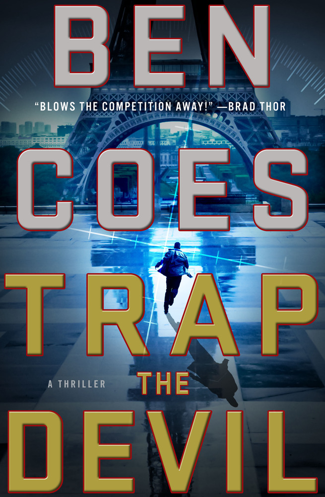 Trap the Devil by Ben Coes