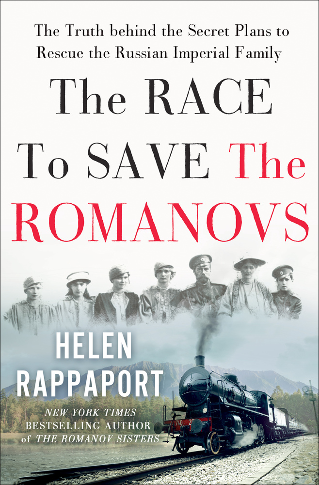 The Race to Save the Romanovs.jpg