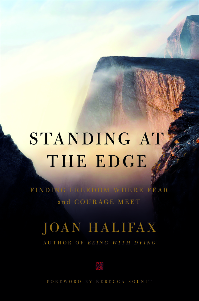 Standing at the Edge by John Halifax