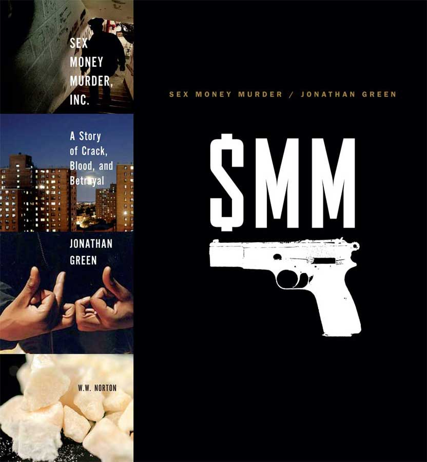 Sex, Money Murder by Jonathan Green