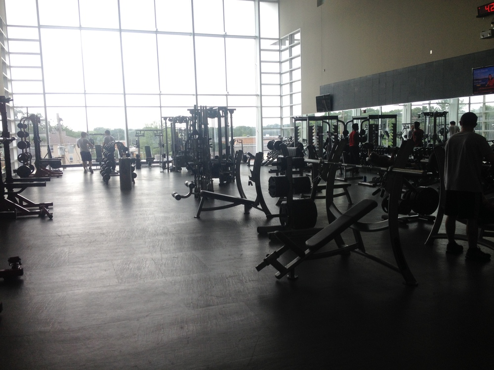 The Student Gym