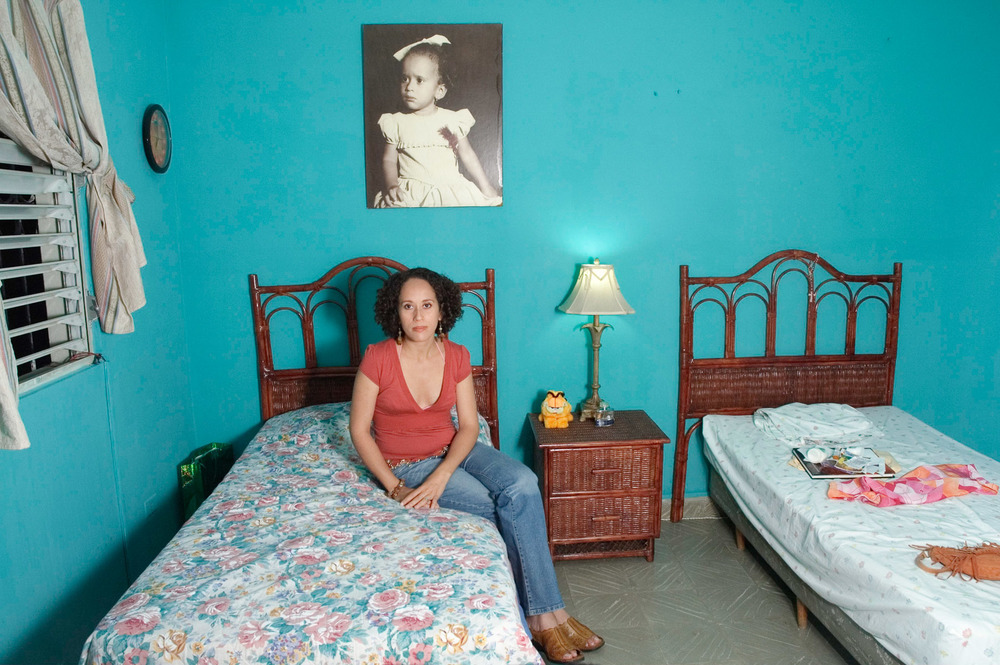 Laura Mercedes Perez Gross, 2006 Gazcue, Santo Domingo, R.D.
