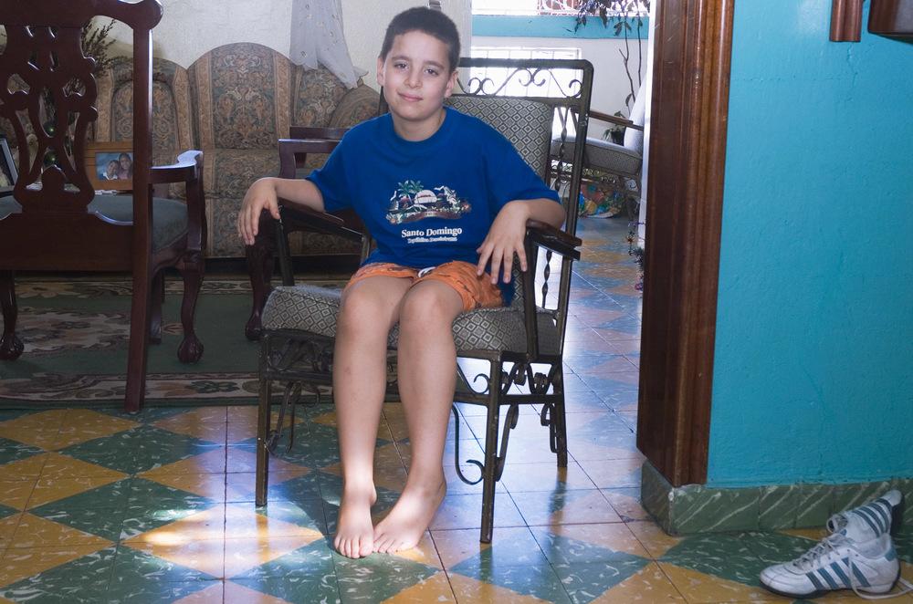 El Vecino, 2006. Ciudad Nueva, Santo Domingo, R.D.