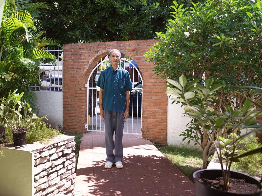 Tío Freddy, 2008. Gazcue, Santo Domingo, R.D.