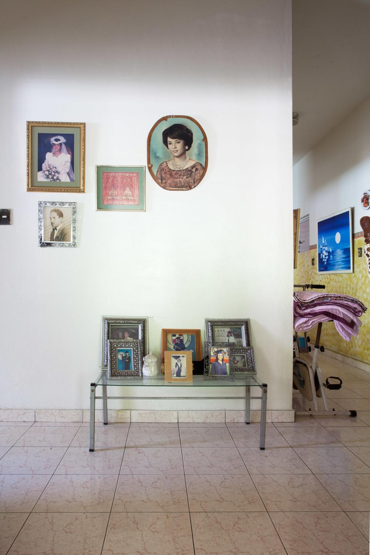 Tia Chea's Foyer