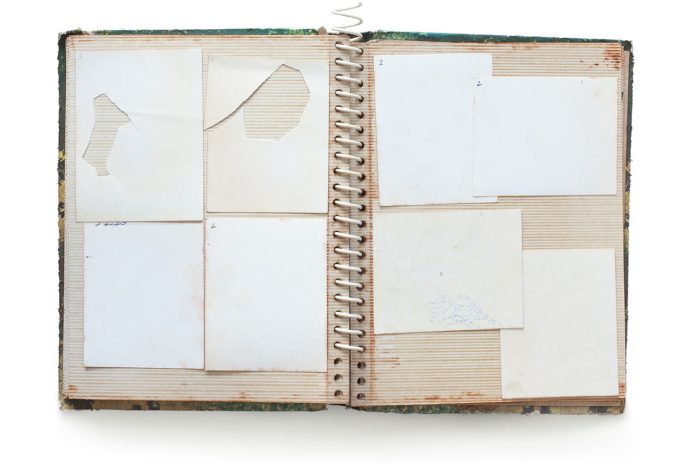 Untitled (Photo Album), 2014