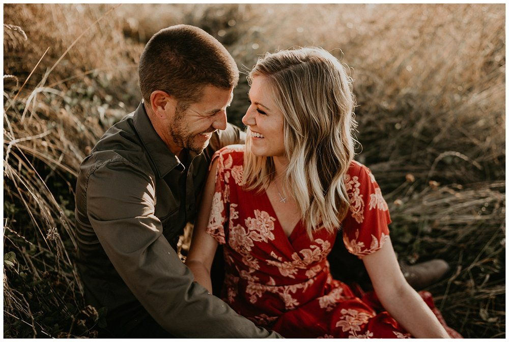 enumclaw engagement session