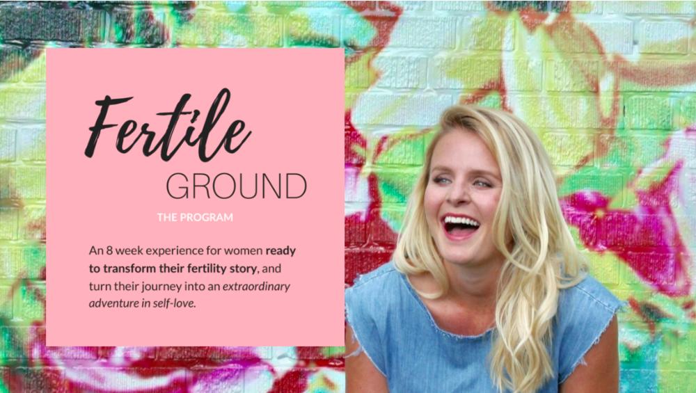 fertile ground group program