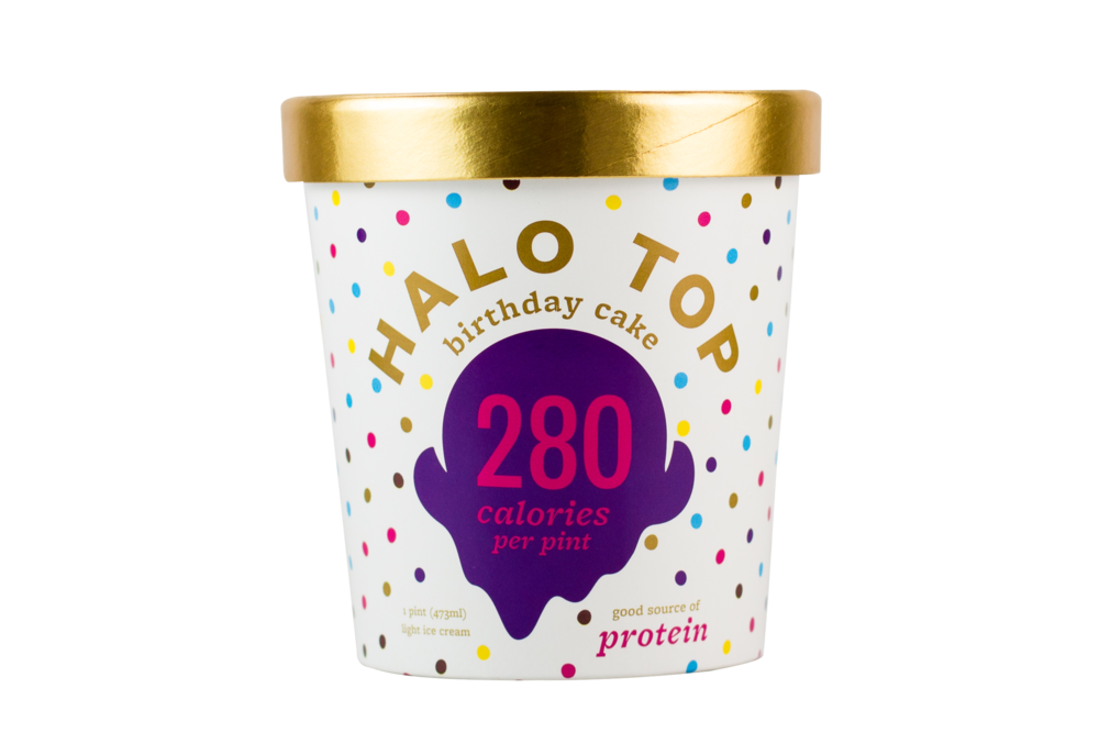 The Scoop on our Pints — HALO TOP