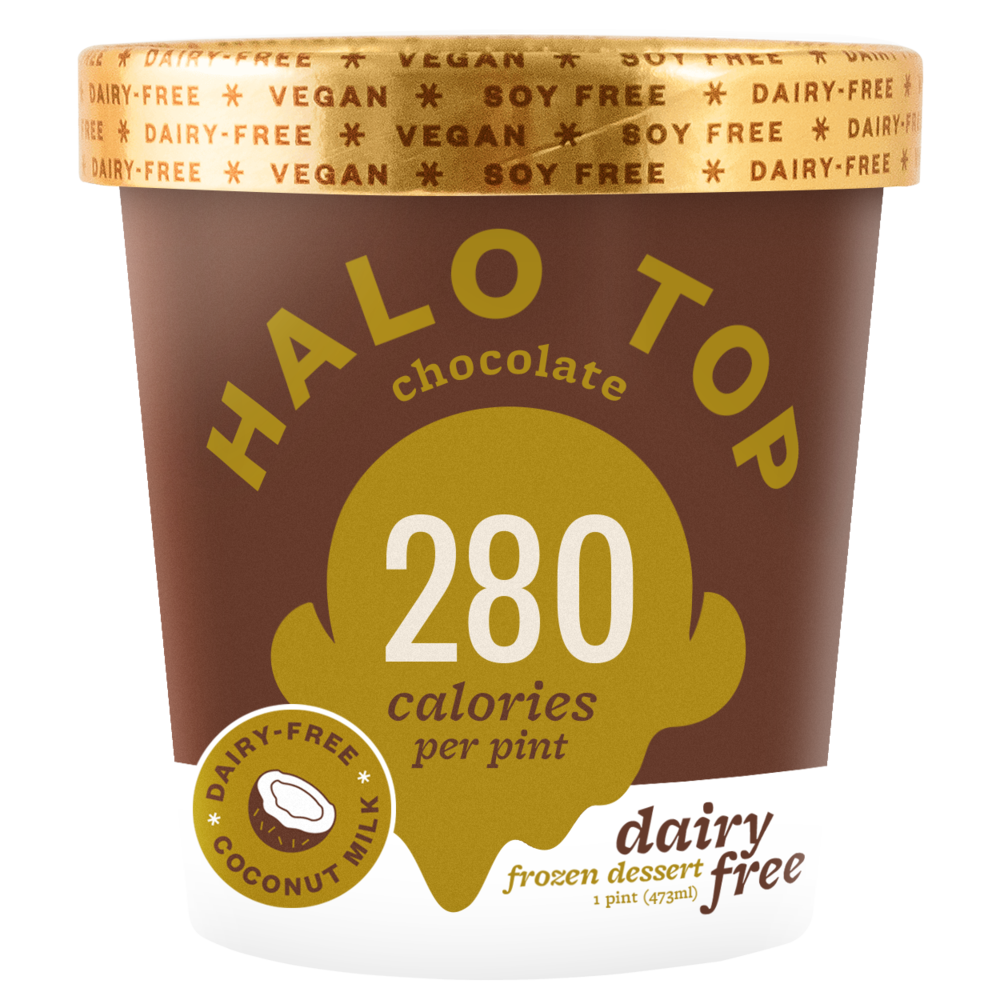 dairy-free chocolate pint