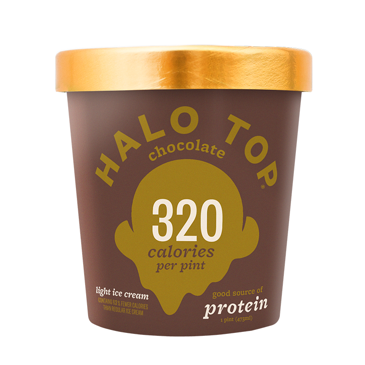 Ice Cream Flavors HALO TOPR