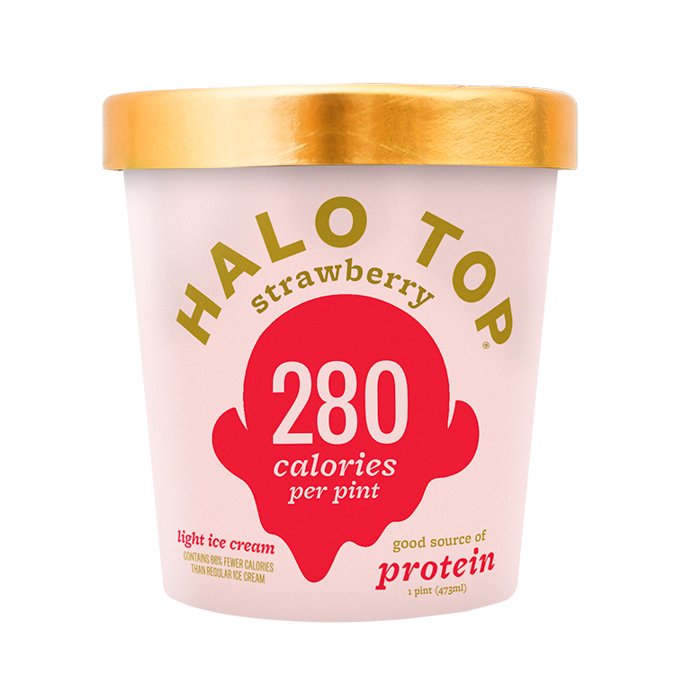 Ice Cream Flavors HALO TOPR