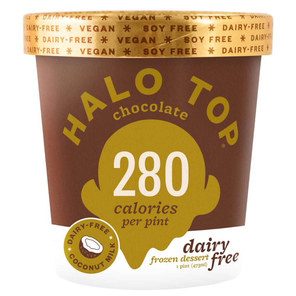 dairy-free chocolate pint