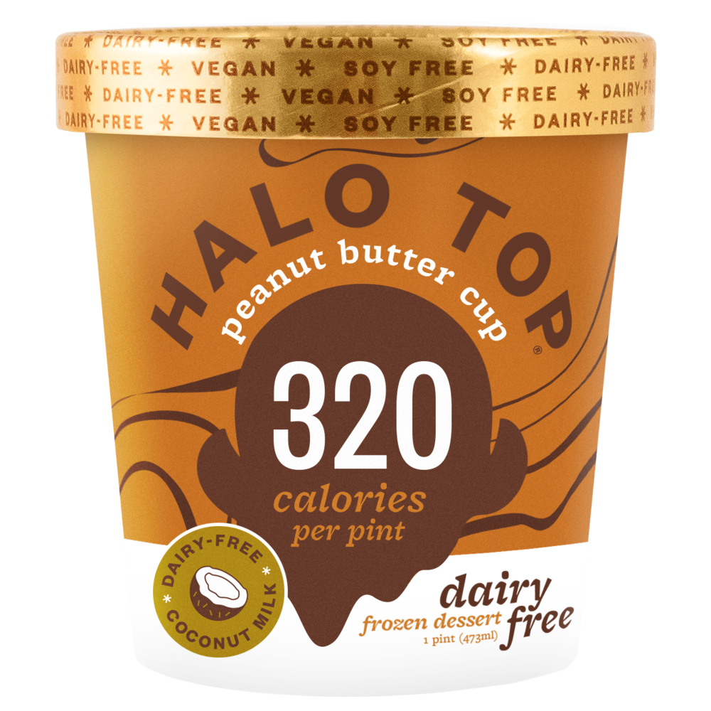 Dairy Free Peanut Butter Cup Pint
