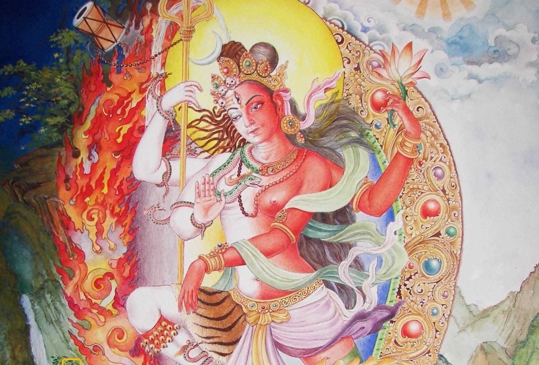 deity yoga a tantrik technology tantrik studies