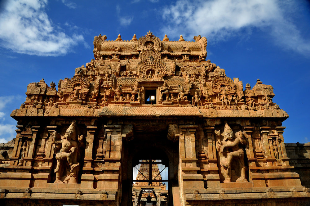 Brhadīshwara Temple, Thanjavur ~ one of our sacred sites