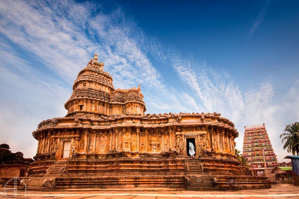 Shankarācārya Temple, Shringeri