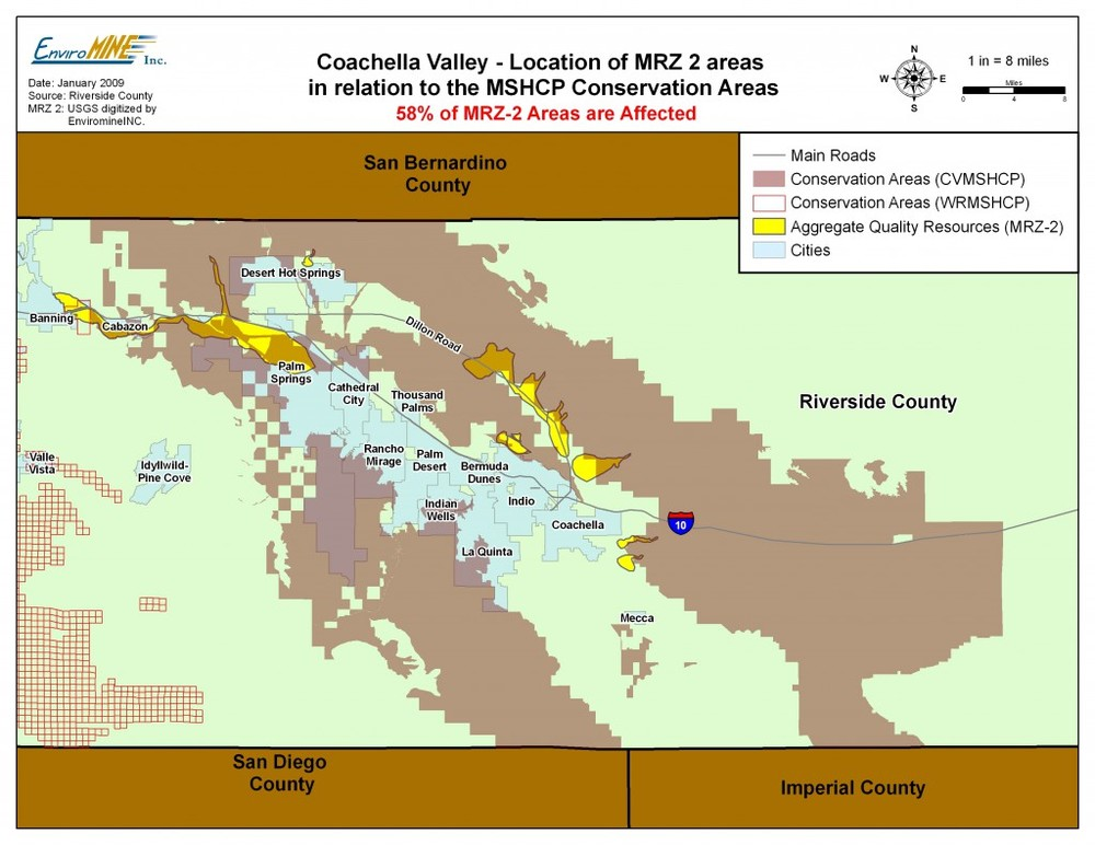 MRZ-2 Location Analysis in Western Riverside County. Click to enlarge map.