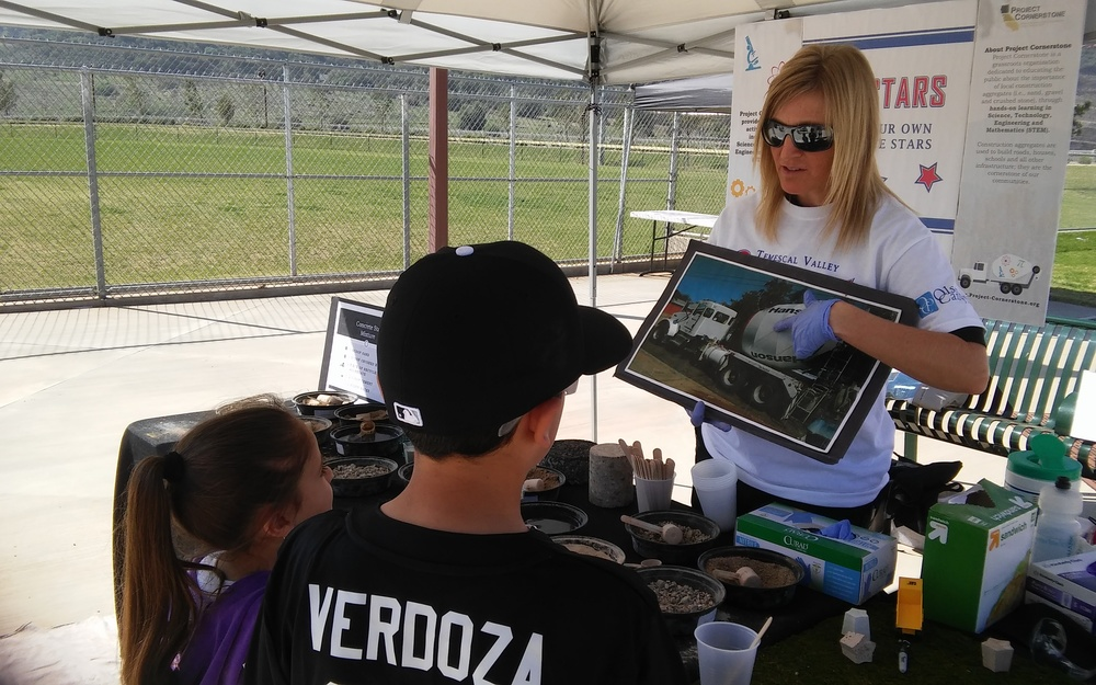 EnviroMINE invites Project Cornerstone to educate the public at various community events.