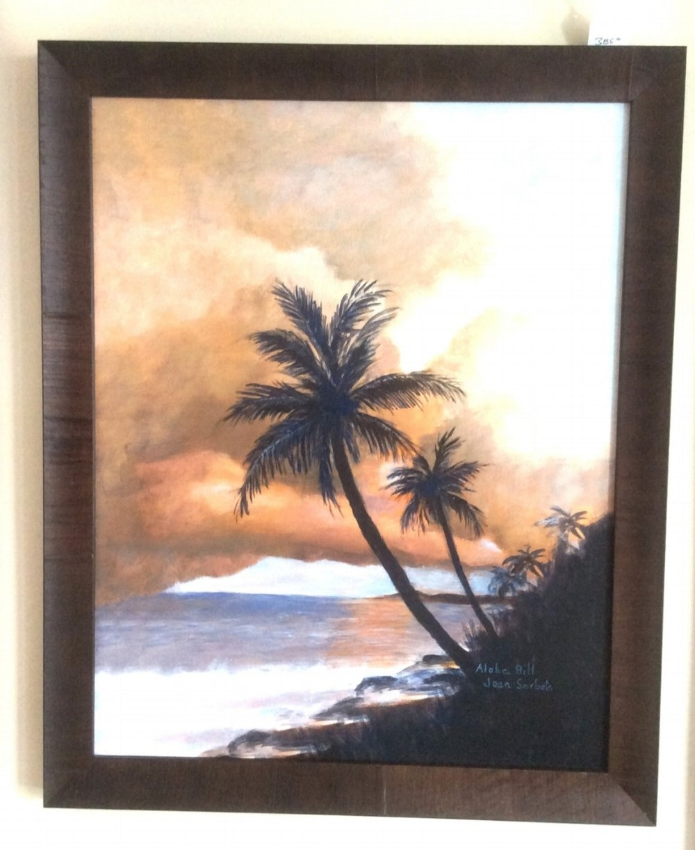 CUSTOM FRAMING - Local Art