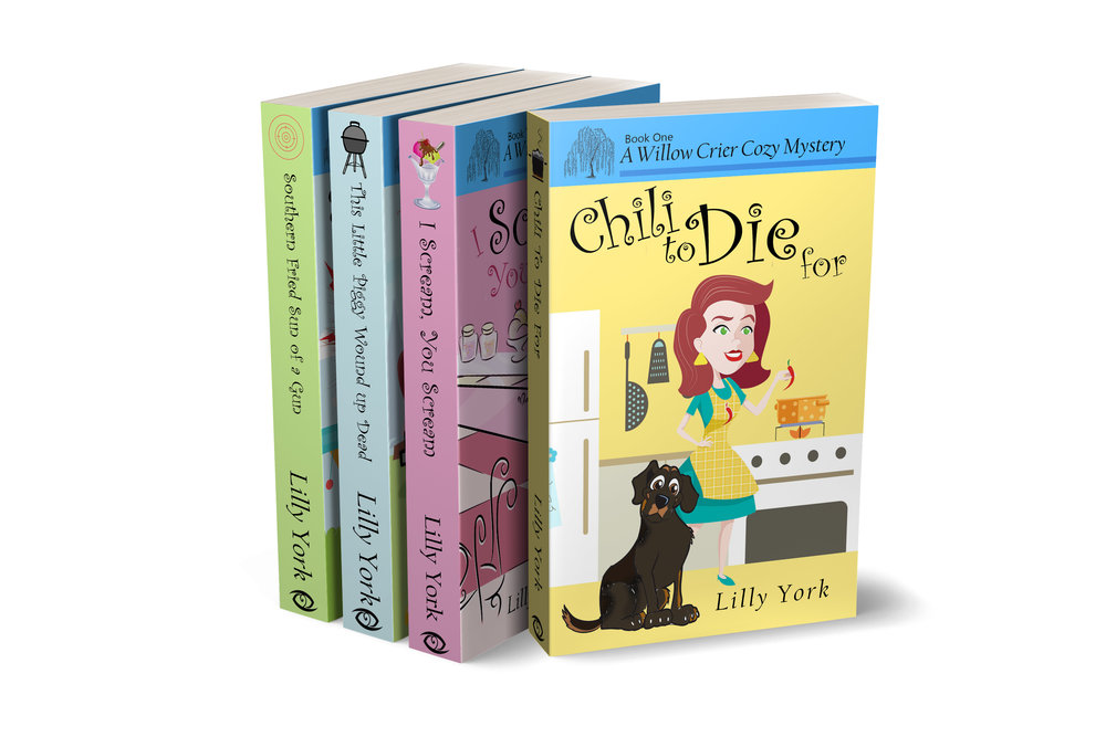 Willow Crier Books 1 - 4