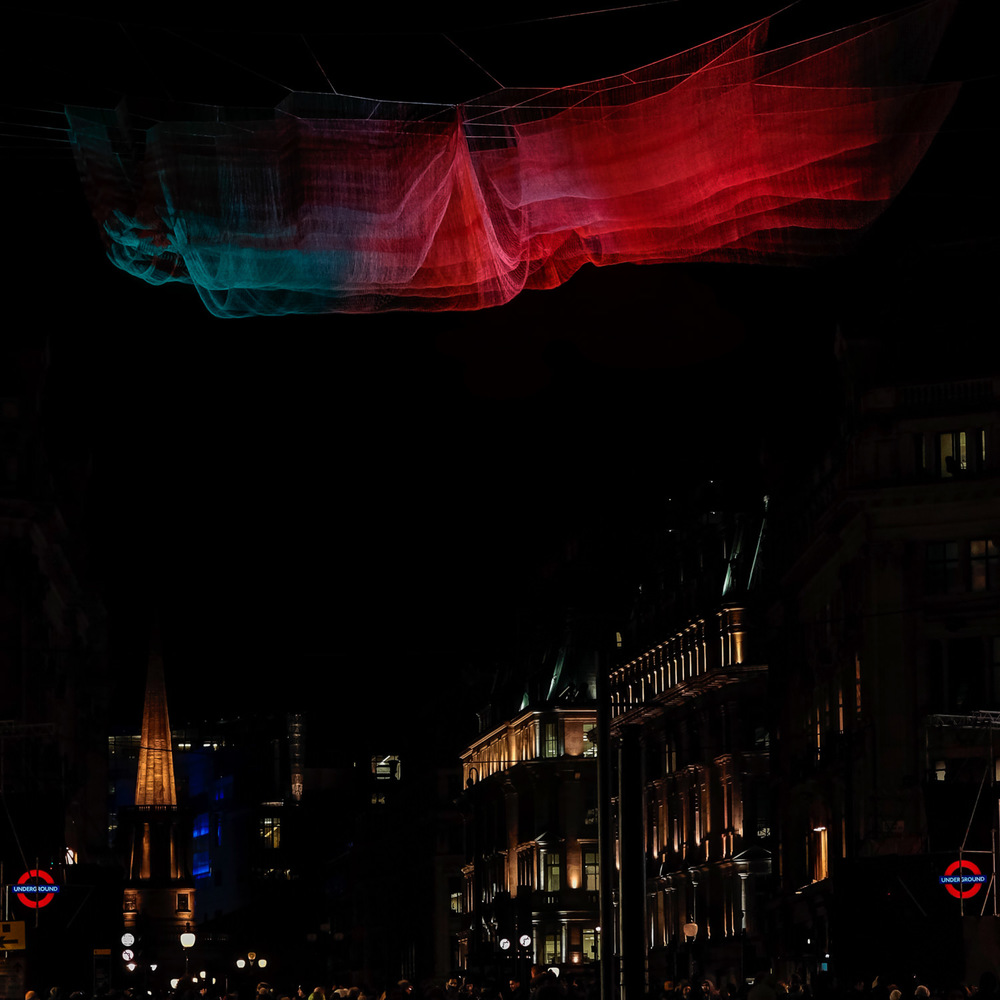 1.8 London, Janet Echelman