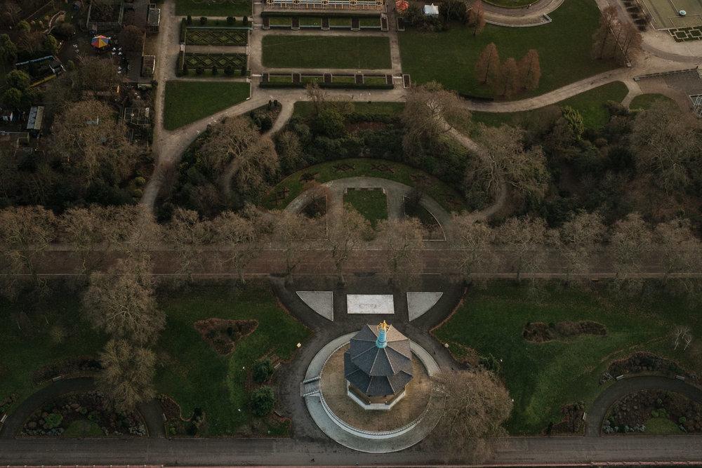 Battersea park; X-Pro2 ISO2800 35mm f5.6 1/1000s