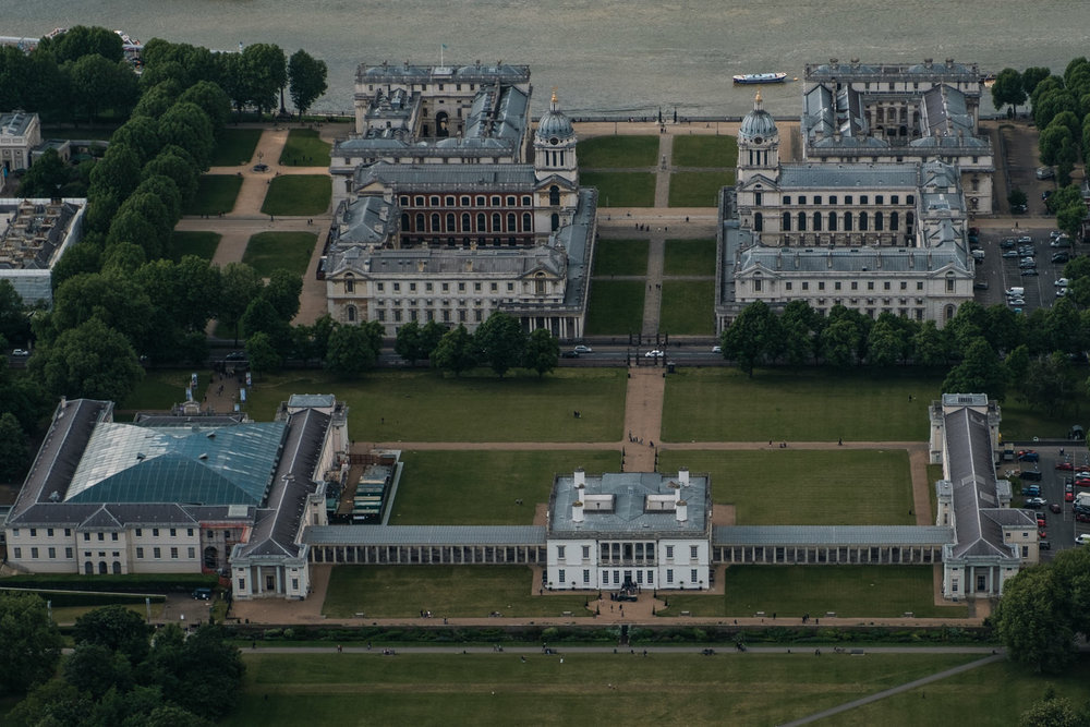 Old Royal Naval College and the Queen's House, Greenvich- with 16-55mm f2.8 @45mm, f4.5, iso200, 1/1000s