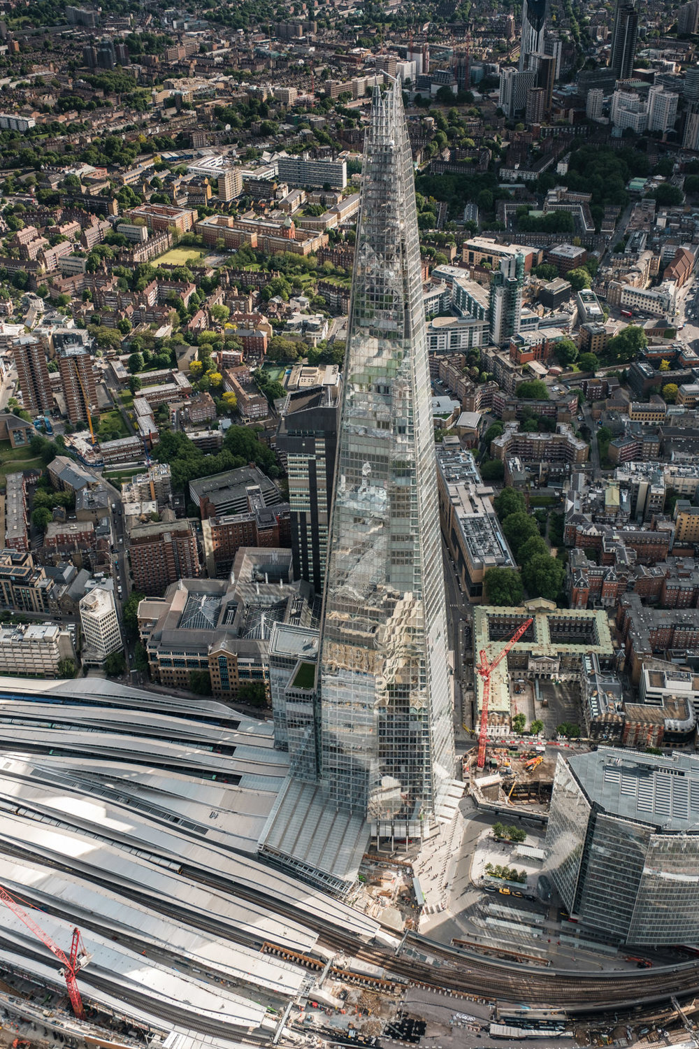 Chameleon - The Shard - with 16-55mm f2.8 @23mm, f4, iso320, 1/1000s
