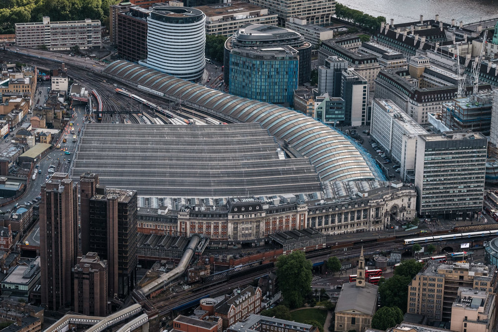 The Waterloo Station- with 50-140mm f2.8 @58mm, f5, iso500, 1/1000s
